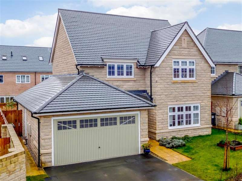 4 Bedrooms Detached House for sale in St. Andrews Walk, Newton Kyme, LS24 9FA