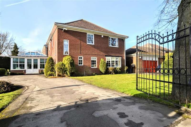 5 Bedrooms Detached House for sale in Beech Grove, Barnsley, S70 6NG