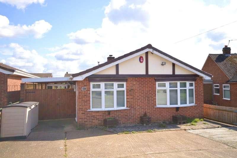 2 Bedrooms Detached Bungalow for sale in Park Road, Newhall, Swadlincote, DE11