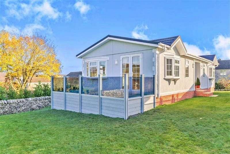 2 Bedrooms Bungalow for sale in Plot 4, Peaklands Park, High Street, Stoney Middleton, Hope Valley, S32