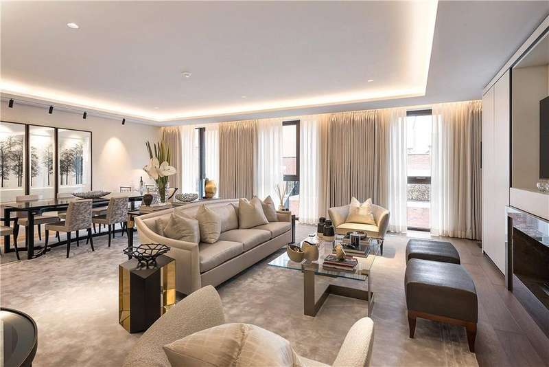 3 Bedrooms Flat for sale in Holland Park Villas, Campden Hill, Kensington, London, W8