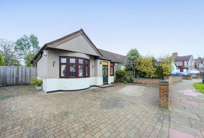 3 Bedrooms Semi Detached House for sale in Blenheim Road, Sidcup, DA15