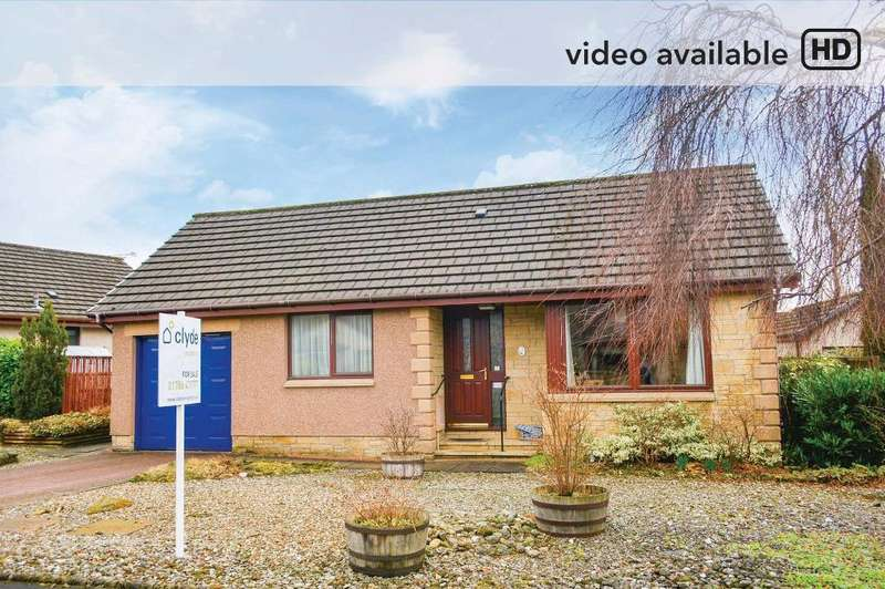3 Bedrooms Detached Bungalow for sale in Gullipen View, Callander, Stirling, FK17 8HN