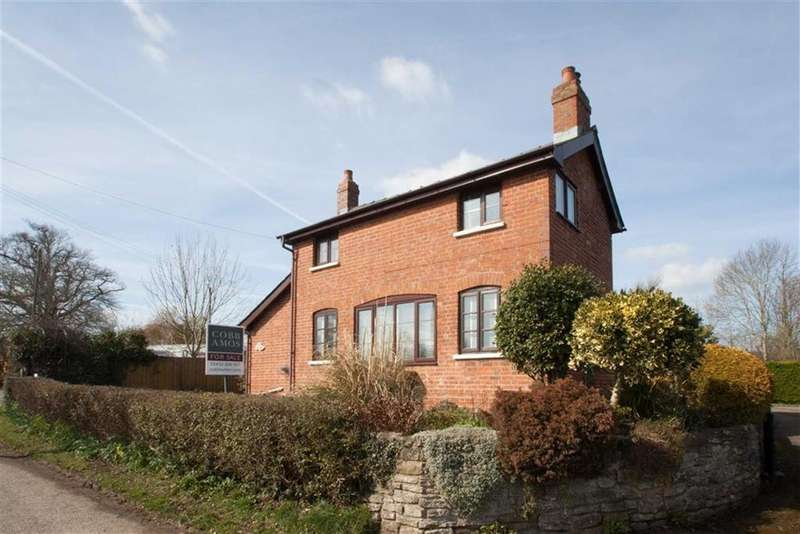 3 Bedrooms Detached House for sale in KILPECK, Herefordshire