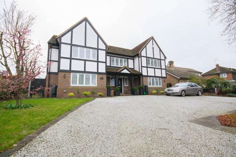 7 Bedrooms Detached House for sale in Park Avenue, Hutton, Brentwood, Essex, CM13