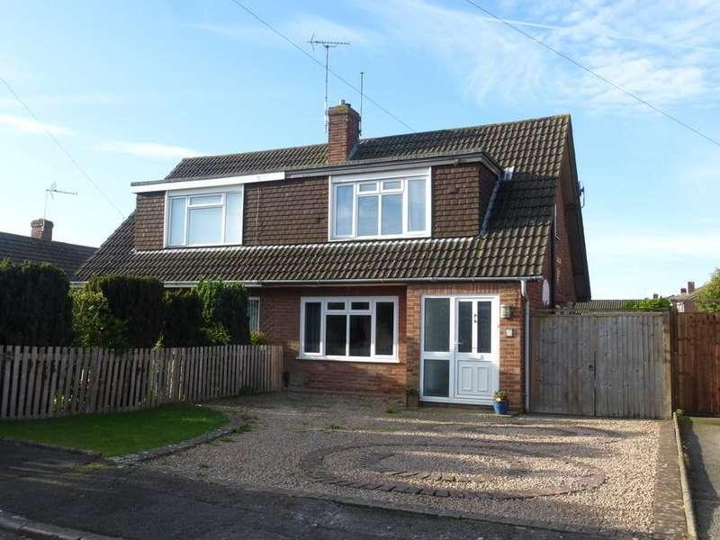 3 Bedrooms Semi Detached House for sale in Manor Park, Longlevens, Gloucester, GL2