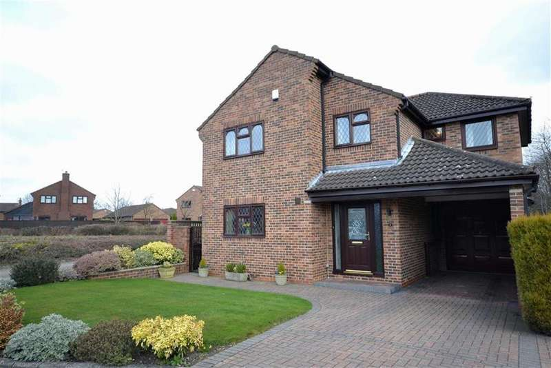 5 Bedrooms Detached House for sale in The Grange, Garforth, Garforth, LS25