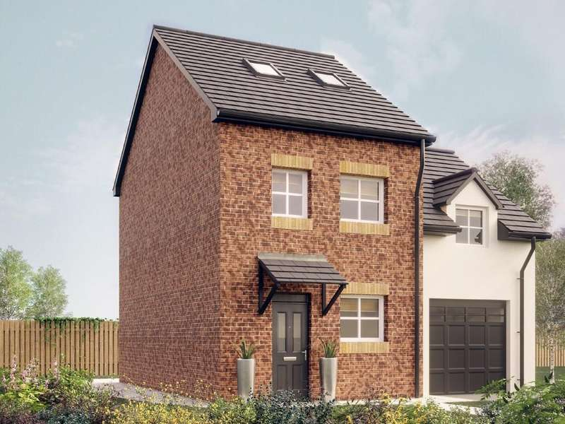 4 Bedrooms Mews House for sale in The Langford, Woodhouse Vale, Pepper Road, Leeds