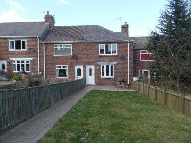 2 Bedrooms Terraced House for sale in DUNELM ROAD, THORNLEY, PETERLEE AREA VILLAGES