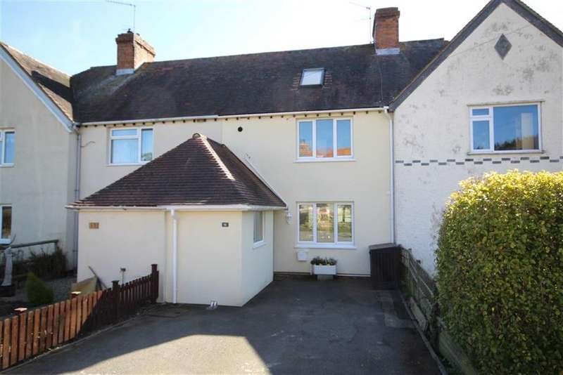 3 Bedrooms Terraced House for sale in Elmley Road, Ashton-under-Hill, Evesham, Worcestershire