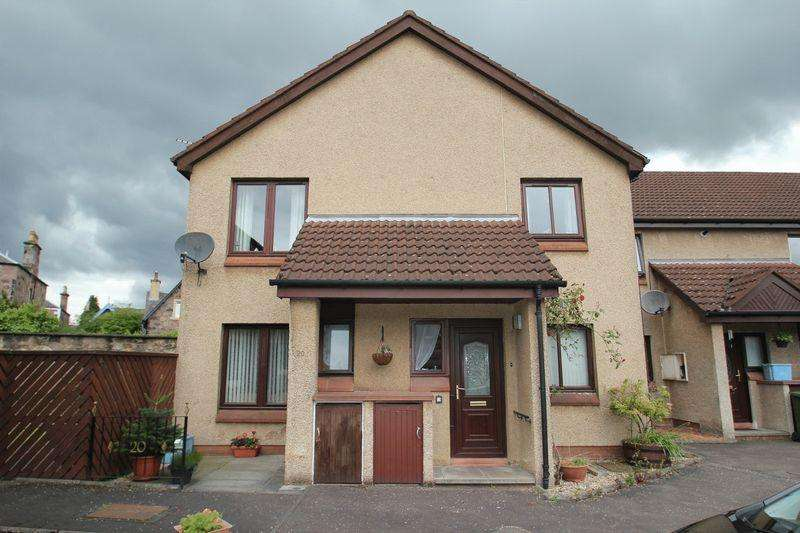 2 Bedrooms Apartment Flat for sale in Burgh Mews, Alloa