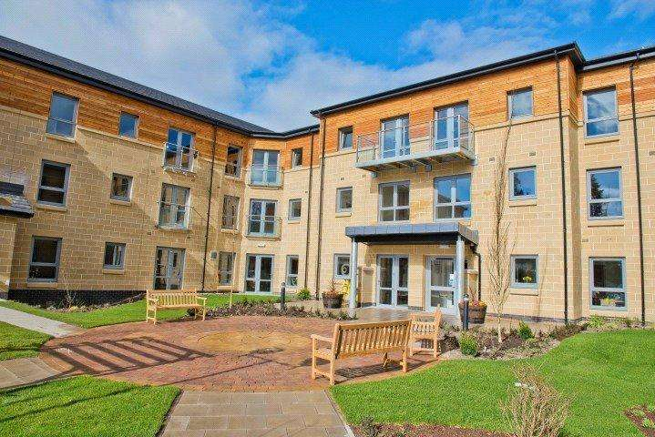 2 Bedrooms Flat for sale in Luxury 2 Bed Retirement Flat, Conachar Bank, Isla Road, Perth, PH2