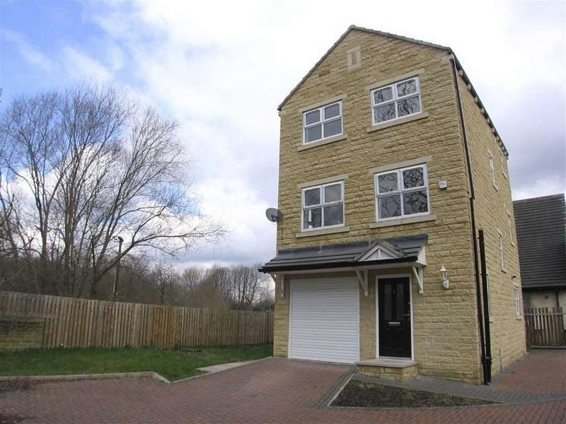 4 Bedrooms Detached House for sale in Lees Head Court, Long Lane, Huddersfield, HD5