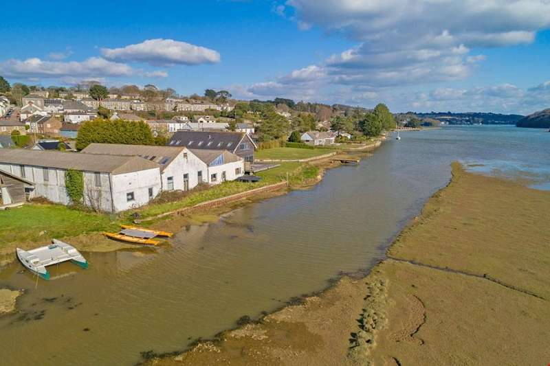 Plot Commercial for sale in Devoran Waterfront, Nr. Truro, Cornwall, TR3