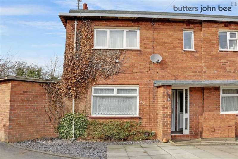 1 Bedroom Apartment Flat for sale in Poplar Close, Stone, Staffordshire