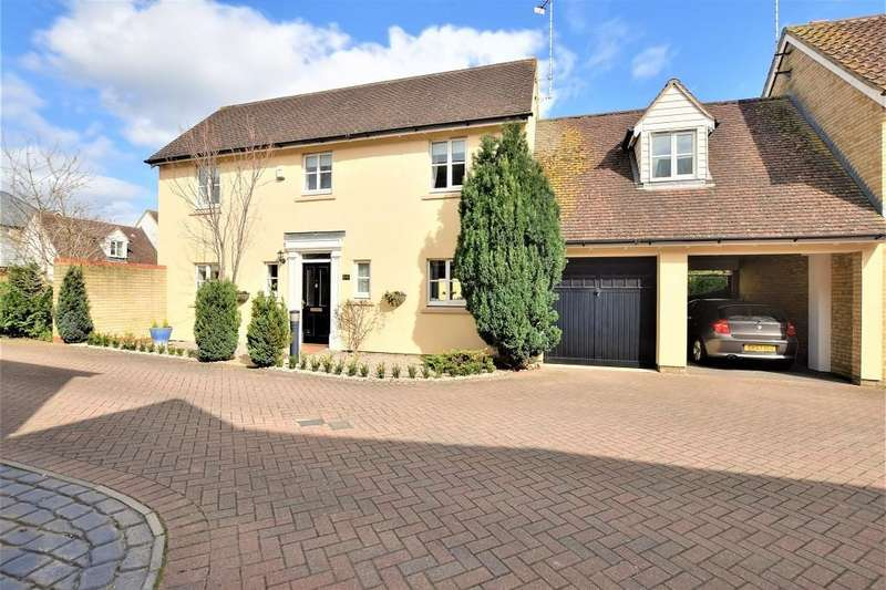 5 Bedrooms Link Detached House for sale in Worrin Road, Flitch Green