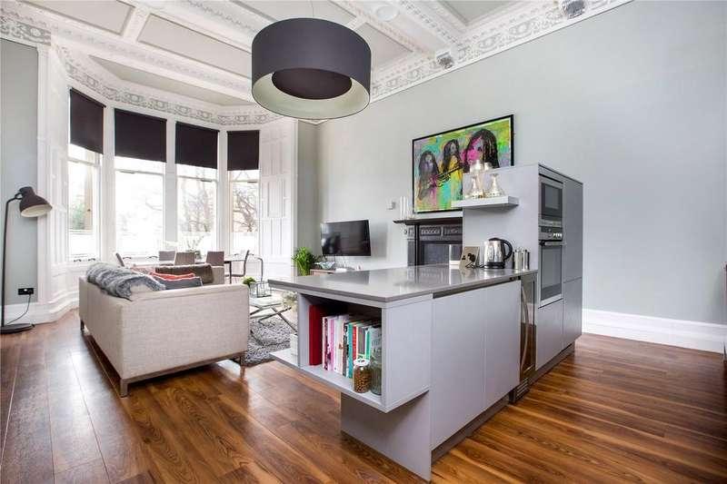2 Bedrooms Flat for sale in 39.1 Buckingham Terrace, West End, Edinburgh, EH4