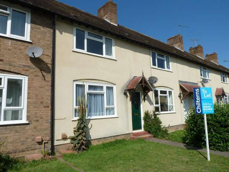 2 Bedrooms Terraced House for rent in Poplar Close, Honington