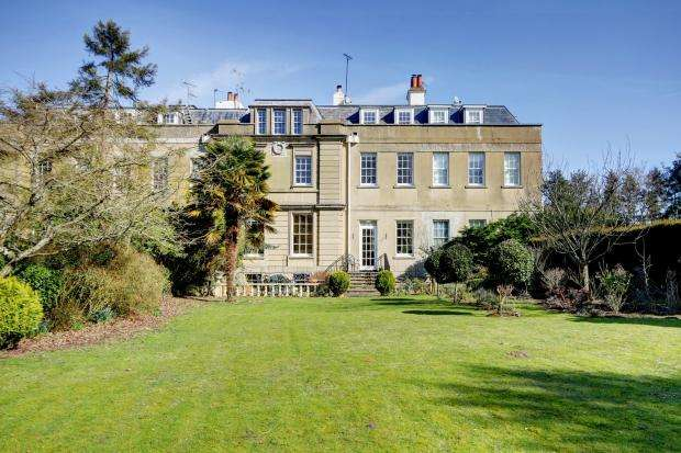 4 Bedrooms Apartment Flat for sale in Eighteenth Century House, Oakley Park, Abingdon, OX13