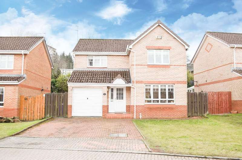 4 Bedrooms Detached House for sale in Auldhouse Gardens, Auldhouse, Glasgow, G43 1DE