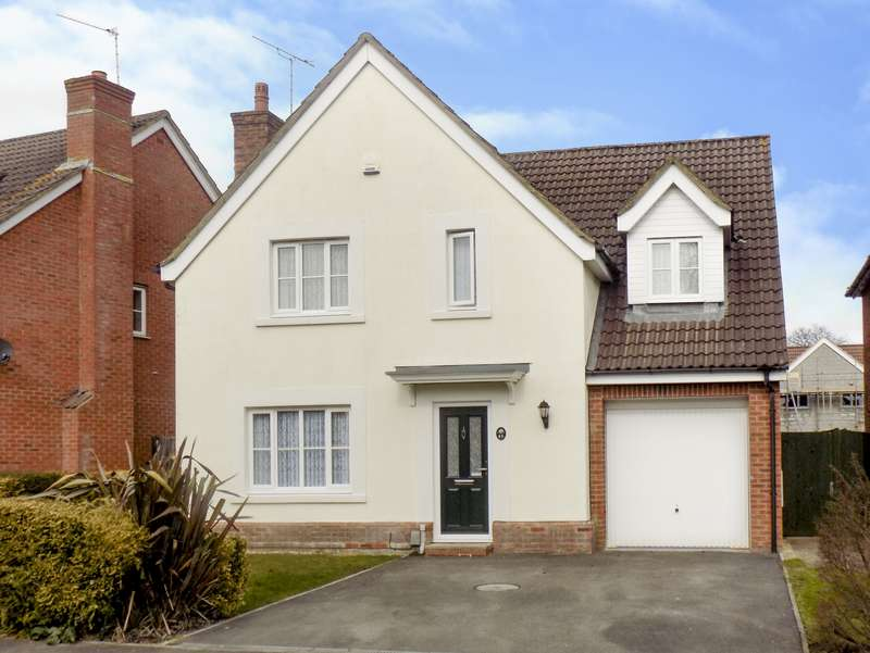 4 Bedrooms Property for sale in Wynwards Road, Abbey Meads