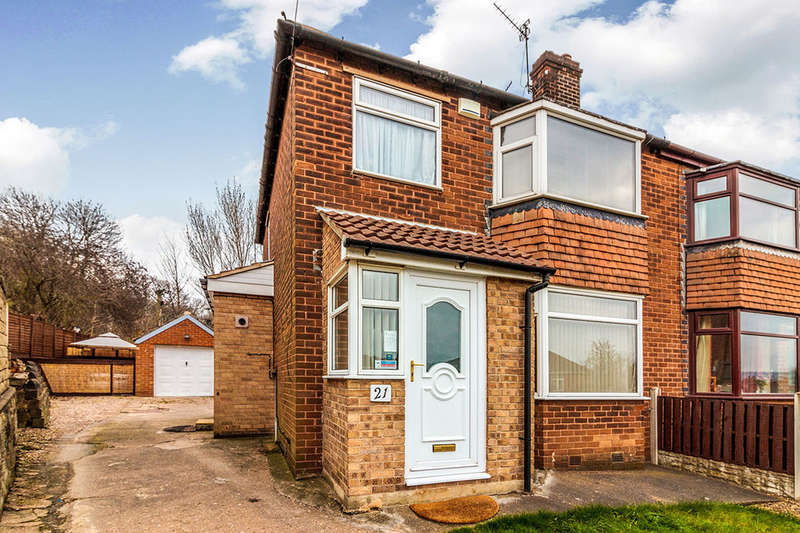 3 Bedrooms Semi Detached House for sale in Bramley Lane, Sheffield, S13