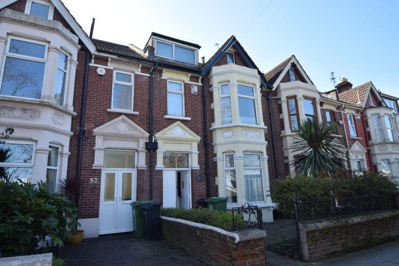 5 Bedrooms Terraced House for sale in Northern Parade, Hilsea, Portsmouth, PO2