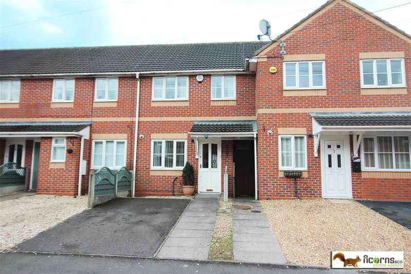 3 Bedrooms Terraced House for sale in Sprinfields, Rushall