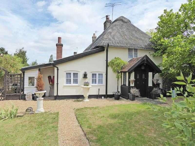 3 Bedrooms Cottage House for sale in Micawber Cottage, Birds Green, Rattlesden, BURY ST. EDMUNDS IP30 0RT