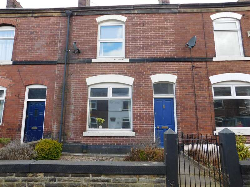2 Bedrooms Terraced House for rent in Ducie Street, Whitefield, Manchester