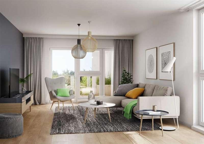 1 Bedroom Apartment Flat for sale in Blue Vue Frederick Street, Aldershot
