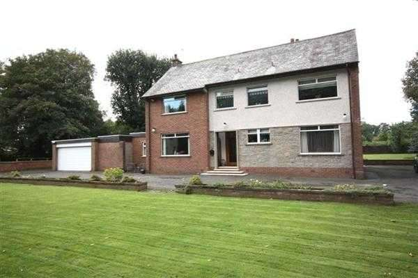 4 Bedrooms Detached House for sale in Jalna, 6 Kidsneuk, Irvine