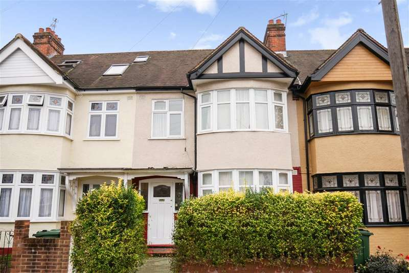 3 Bedrooms Terraced House for sale in Greenway Avenue, Walthamstow