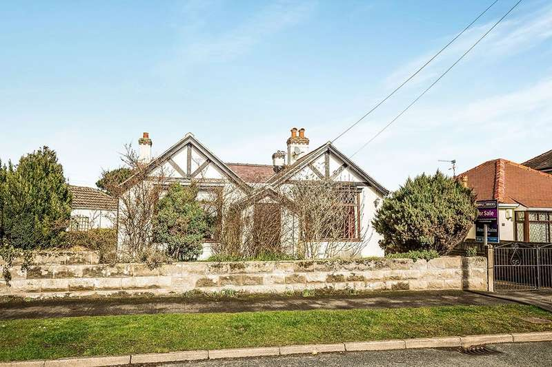 3 Bedrooms Detached Bungalow for sale in Blackbrook Avenue, Hawarden, Deeside, CH5