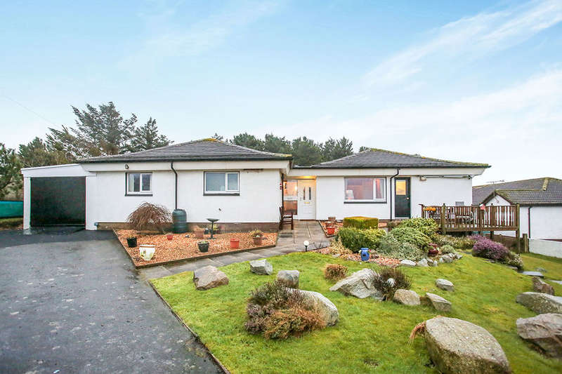 5 Bedrooms Detached Bungalow for sale in Southerness, Dumfries, DG2