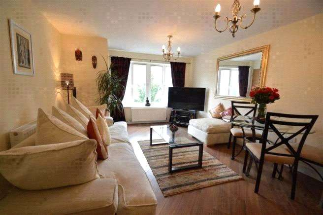 2 Bedrooms Apartment Flat for sale in Burghley Court, Kingsquarter, Maidenhead, Berkshire, SL6