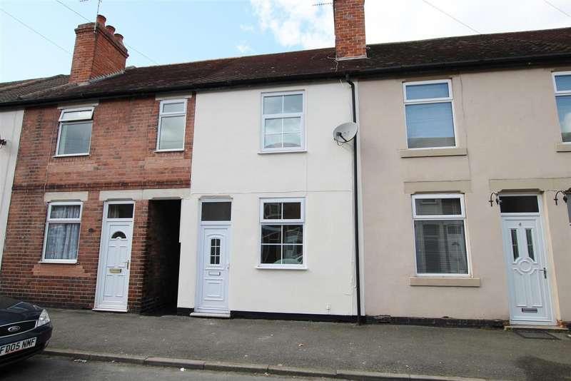 3 Bedrooms Terraced House for sale in Craven Street, Burton
