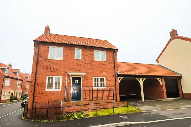 3 Bedrooms Detached House for rent in Baker Avenue, Gringley-On-The-Hill, Doncaster, DN10