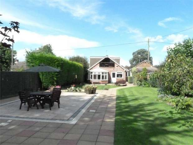 4 Bedrooms Chalet House for sale in Ullesthorpe