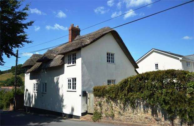 3 Bedrooms Detached House for sale in Bell Street, Otterton, Budleigh Salterton, Devon