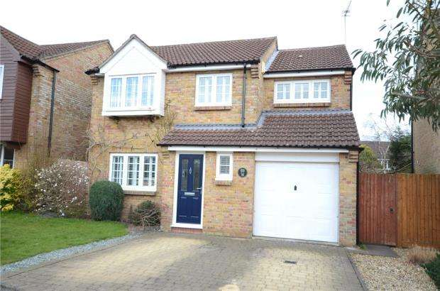 4 Bedrooms Detached House for sale in Silver Birches, Wokingham, Berkshire