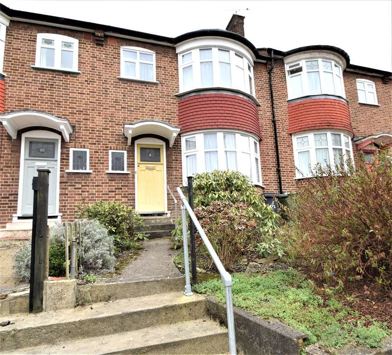 3 Bedrooms Terraced House for sale in Eylewood Road, London