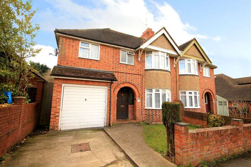4 Bedrooms Semi Detached House for sale in Palmerstone Road, Earley, Reading, RG6