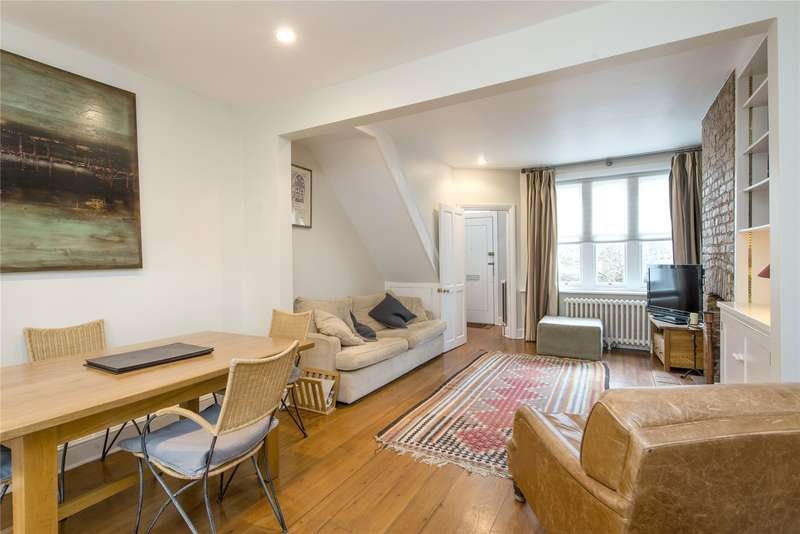 2 Bedrooms Terraced House for sale in Gladstone Road, Wimbledon, London, SW19