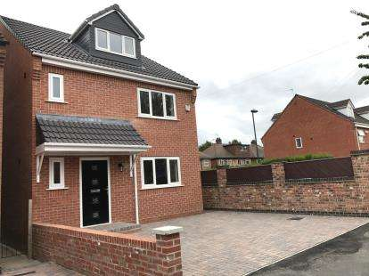 5 Bedrooms Detached House for sale in City Road, Dunkirk, Nottingham