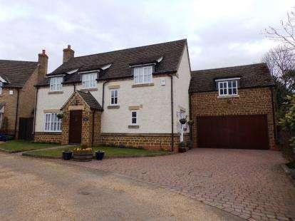 4 Bedrooms Detached House for sale in Melton Road, Langham, Oakham, Rutland