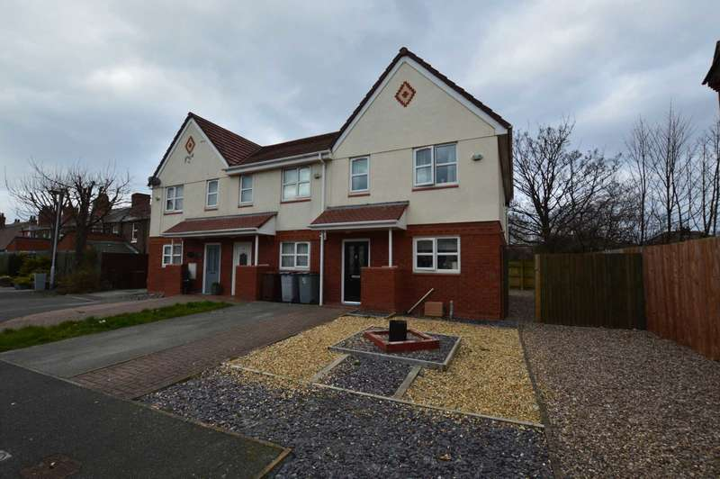 3 Bedrooms End Of Terrace House for sale in St Michaels Park, Port Sunlight