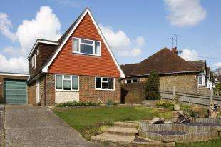 4 Bedrooms Link Detached House for sale in Church Lane, Upper Beeding, Steyning, West Sussex