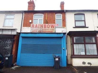 3 Bedrooms Terraced House for sale in Shaftmoor Lane, Hall Green, Birmingham, West Midlands
