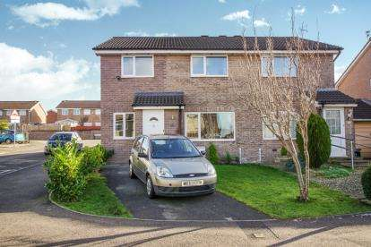 4 Bedrooms Semi Detached House for sale in Breaches Gate, Bradley Stoke, Bristol, South Gloucestershire